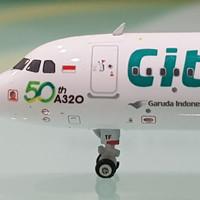 Citilink Air 50th A320 Neo PK-GTF by Phoenix