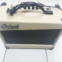 Ampli Bass Electric Belcat 20B Cream