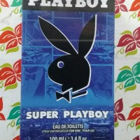 PLAYBOY EAU DE TOILETTE SUPER PLAYBOY 100ML