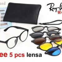 Glasses Ray Ban Polarized W4540 b
