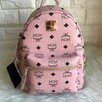Ransel MCM original/MCM backpack stark mini