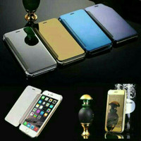 Clear Sview iPhone 5G/S Flip Cover Auto Lock Mirror iPhone 5