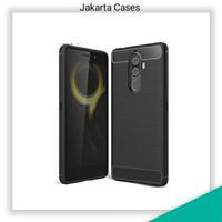 Lenovo K8 Note / JC Rubber Carbon Soft Case Casing Cover