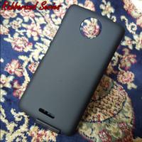 Rubberized Hard Case Motorola Moto C Plus