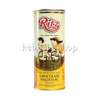 Ritz Chocolade Hagelslag chocolate meses 300 gr cokelat mesis 300gr
