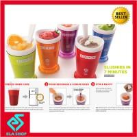 Alat pembuat milkshake zoku slush and shake maker (ice cream, es krim)