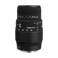 Sigma 70-300mm F/4-5.6 DG Macro Lensa Kamera for Canon / Nikon