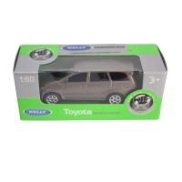 Die Cast Welly 1:60 Toyota Innova [MBW 264-BROWN]