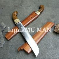 harga Golok Tebas Full Tang Sarung Kayu Ciwidey Tokopedia.com