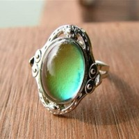 Mens mood ring cool beautiful and unique ring the best acces T2909