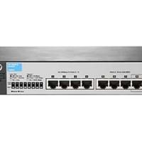 HP J9800A 1810-8 V2 Managed Switch 7 Port 10/100Mbps + 1 port Gigabi