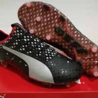 harga Sepatu Bola - Soccer Puma Evopower Vigor 1 Black Silver Quiet - Fg Tokopedia.com