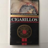 Rokok Cigarillos 6 Batang / Djarum Kretek Cigarilos Bungkus Cerutu Pak