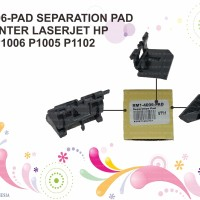 RM1-4006-PAD SEPARATION PAD PRINTER LASERJET HP P1006