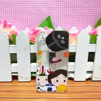 iPhone 4 / iPhone4s - Softcase Casing Custom Case Cover Starwars Chibi