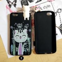 Xiaomi Redmi 4X Mimi 3D Cat Hello Kitty Soft Case Silicone Back Casing