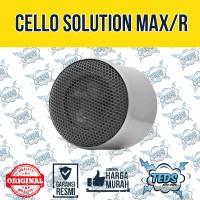 Harga speaker tweeter cello solution max | Pembandingharga.com