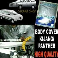 Dijual Body Cover Sarung Penutup Selimut Mobil Isuzu Panther Kijang