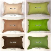 Sarung Bantal Tidur Polos - Hotel - Kepala / Guling