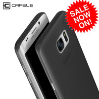 Samsung s7/s7 edge - Cafele Case Hybrid Casing Matte Cases Cover
