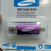 Flashdisk OTG 16GB Samsung Flash Drive Hp Tablet Android