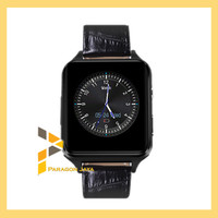 Smart Watch PJ11 FULL BLACK - Smartwatch Jam Tangan A1 U9 U8 X6 X7