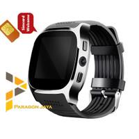 Smart Watch M26 Delta - Smartwatch Jam Tangan Pintar Sim Putih Kamera