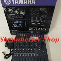 Mixer Yamaha MG 124 CX ( 12 Channel )