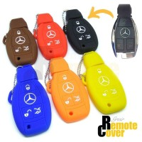 Kondom Kunci Silikon Remote Keyshirt Mercy Mercedes Benz A C E S Class