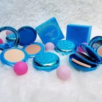 BLUE STAR - Bedak Biru 2in1 Maybelline Powder+Foundation / Padat+Basah