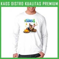 Kaos Lengan Panjang Game-The Sims 1 LPG-AFS84