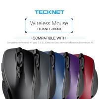 Wireless Mouse Tecknet M0003