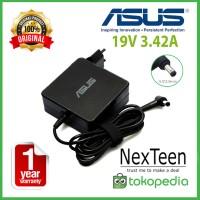 Adaptor Charger Laptop ASUS ORIGINAL 19V 3.42A Square K401LB K401UB