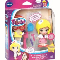 VTech - Flipsies - Carina Height and Weight Scale Set / 80-172703