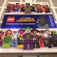 Lego DC Comics Super Heroes Character Encyclopedia DK w/ Pirate Batman