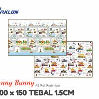 Karpet Bayi Parklon Playmat 1.5cm / Alas Lantai Bayi Parklon 1.5 cm