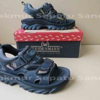 Jual Sandal Gunung / Sepatu Sandal Pria - Weidenmann Tornado - Black Murah