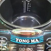 Yongma YMC-116B Magicom Digital Eco Ceramic - Rice Cooker Multifungsi
