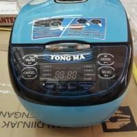Yong Ma MC-3700 Magic Com Digital Eco Ceramic Rice Cooker Multifungsi