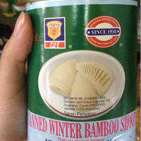 Rebung Kaleng Maling TTS Canned Winter Bamboo Shoots 552 Gr
