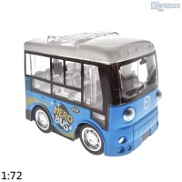 Diecast School Bus | skala 1:72
