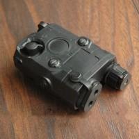 Airsoft Guns AN/PEQ-15 Battery Case - Black