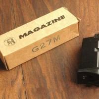 Airsoft Guns Magazine KJW Glock G27 Green Gas