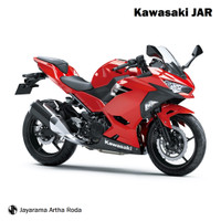 Kawasaki 2018 Ninja 250 - Red