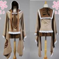 BAJU/Costume Rin Kagamine Vocaloid Senbonzakura version import cosplay