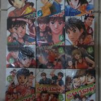 Komik Smash! by Kaori Saki