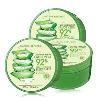 PROMO Nature Republic 92% Aloe Vera Soothing Gel Body Lotion