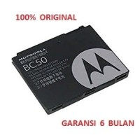 (Murah) 100% ORIGINAL MOTOROLA Battery BC50 / Aura,C168,C257,C261