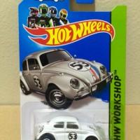 Mainan Diecast Cars Hot Wheels Volkswagen VW Beetle Herbie 53