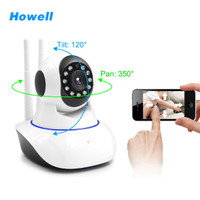 CAMERA IP PORTABLE WIFI / KAMERA PENGINTAI ANTI MALING GAMBAR JERNIH